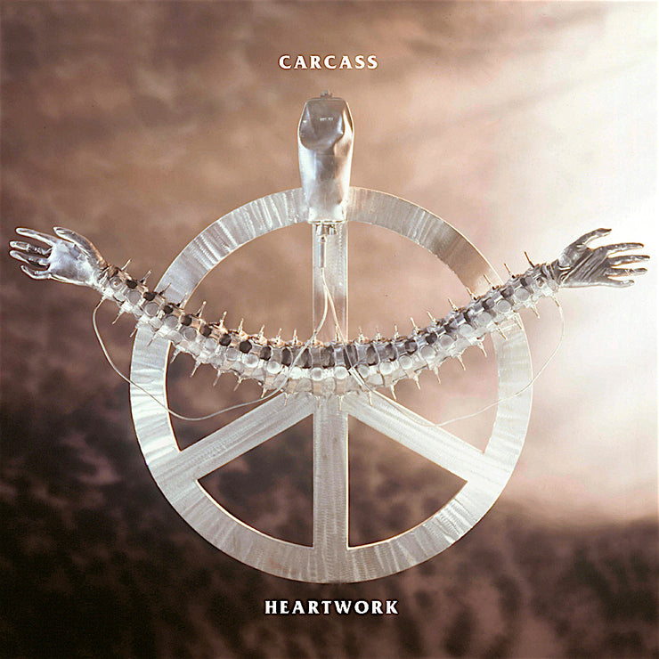 Carcass - Heartwork 12""