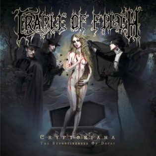 Cradle Of Filth - Cryptoriana CD