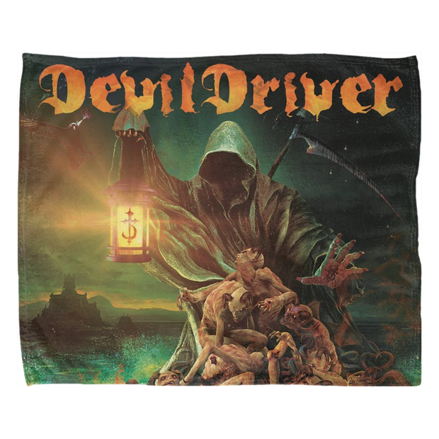 DevilDriver - Dealing With Demons fleece blanket