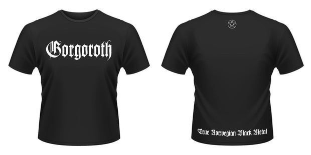 Gorgoroth - True Black Metal t-shirt