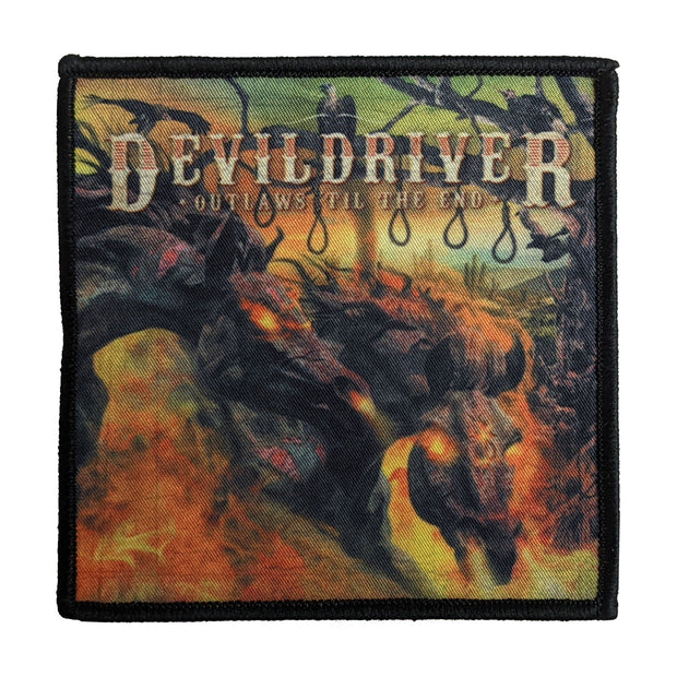 DevilDriver - Outlaws Til The End patch