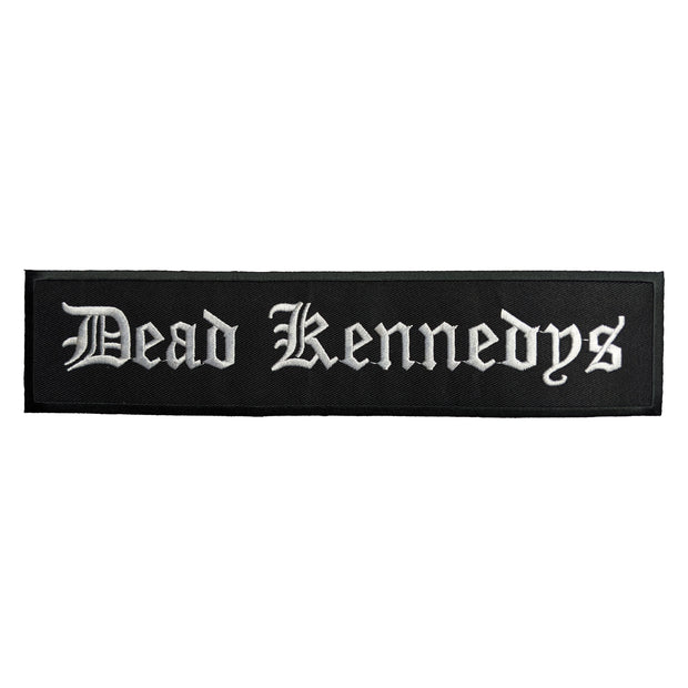 Dead Kennedys - Logo oversized patch
