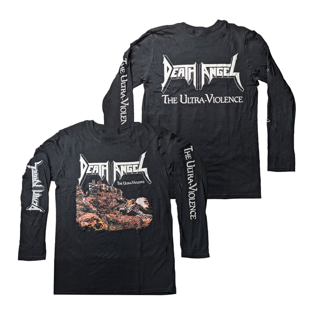 Death Angel - The Ultra-Violence long sleeve