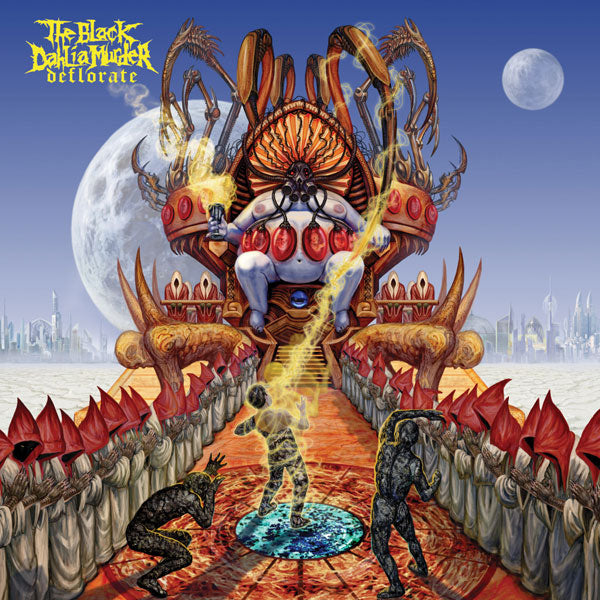 The Black Dahlia Murder - Deflorate CD/DVD
