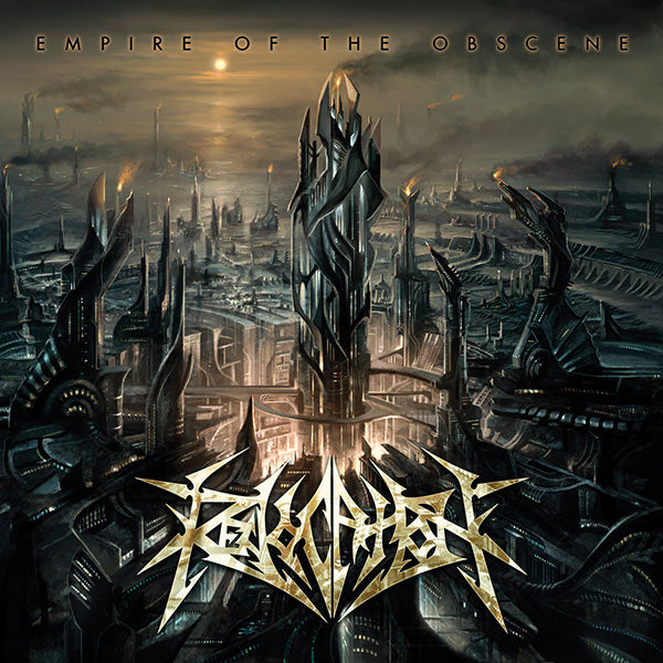 Revocation - Empire Of The Obscene CD