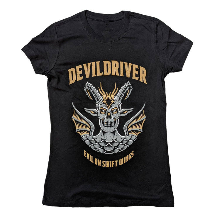 DevilDriver - Evil On Swift Wings Girls t-shirt