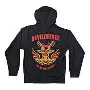 DevilDriver - Evil On Swift Wings Zip-UP hoodie