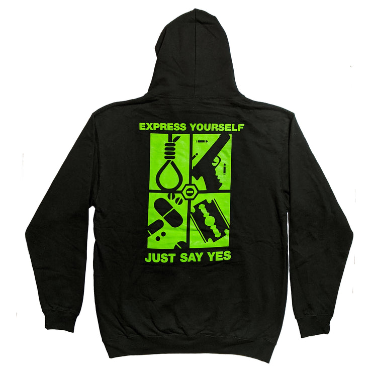 Type O Negative - Express Yourself pullover hoodie