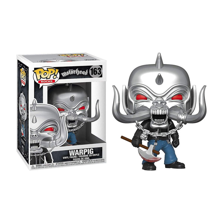 Motorhead - Warpig Funko Pop figure