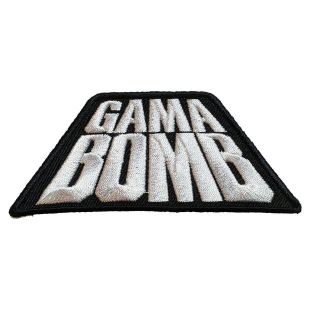 Gama Bomb - Logo patch