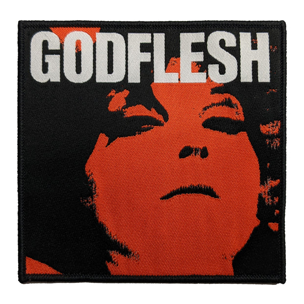 Godflesh - Face patch