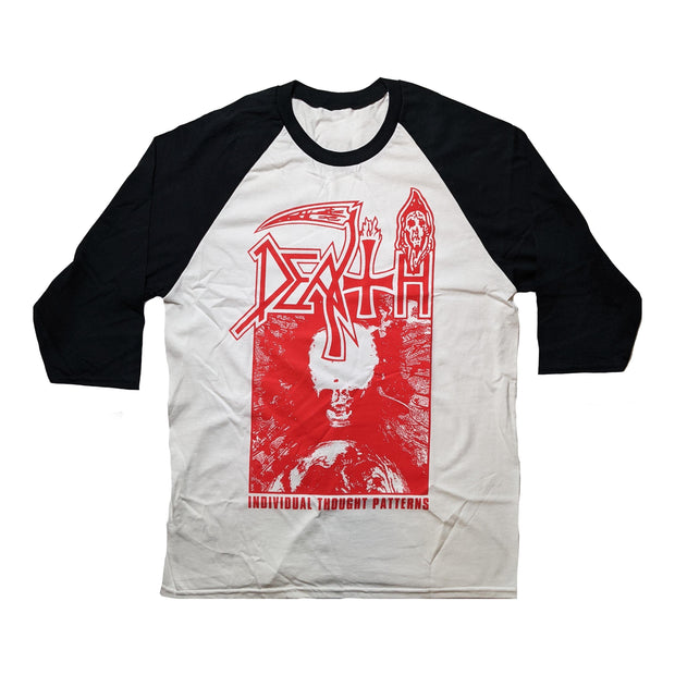 Death - Individual Thought Patterns raglan