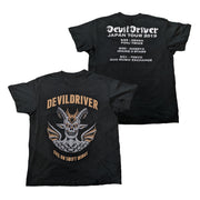 DevilDriver - Evil On Swift Wings Japan Tour t-shirt