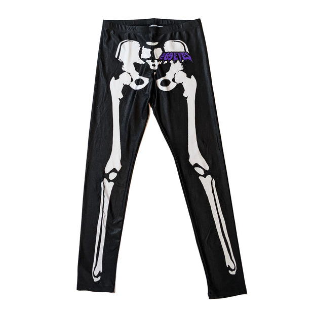 The 69 Eyes - Skeleton leggings