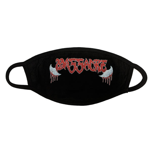 Massacre - Logo mask
