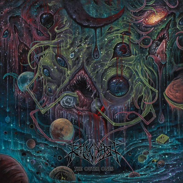 Revocation - The Outer Ones CD