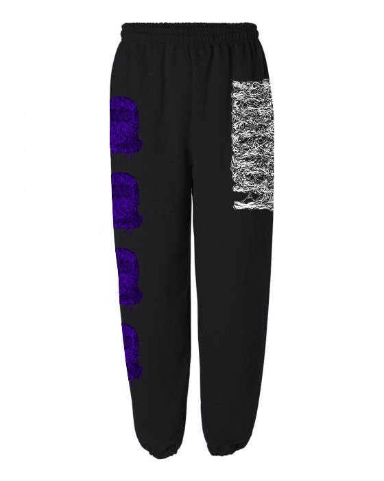 Undeath - Tombstone sweatpants