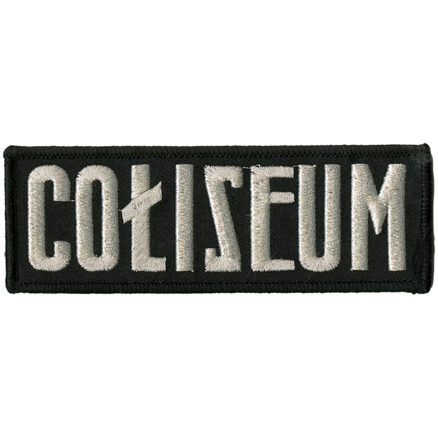 Coliseum - Logo patch