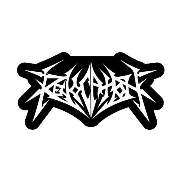 "Revocation - 10"" Logo patch"