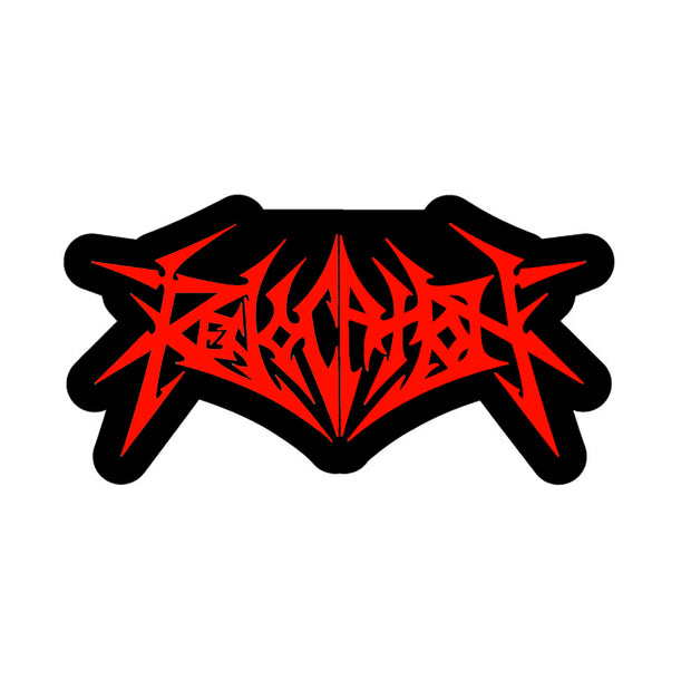 "Revocation - 10"" Logo patch *PRE-ORDER*"