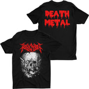 Revocation - Death Metal Skull t-shirt *PRE-ORDER*
