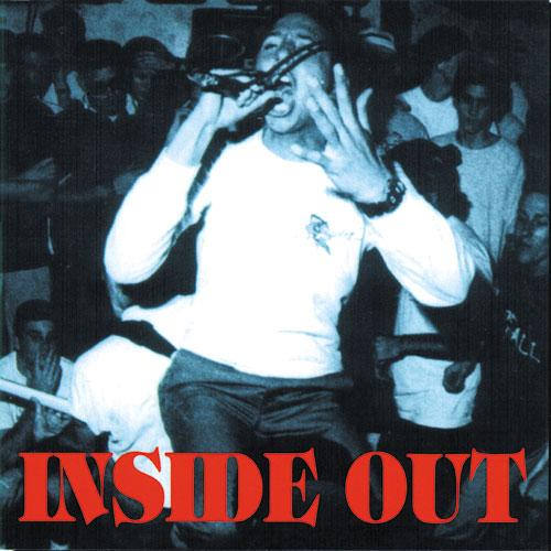 Inside Out - No Spiritual Surrender 7""
