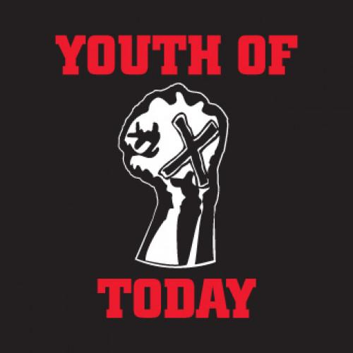 Youth Of Today - Fist banner