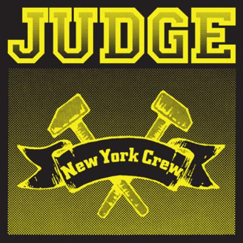Judge - New York Crew sticker