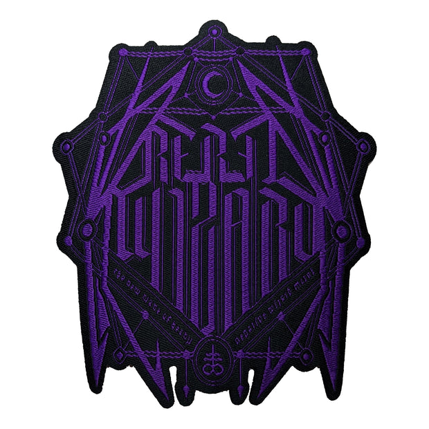 Rebel Wizard - Logo patch
