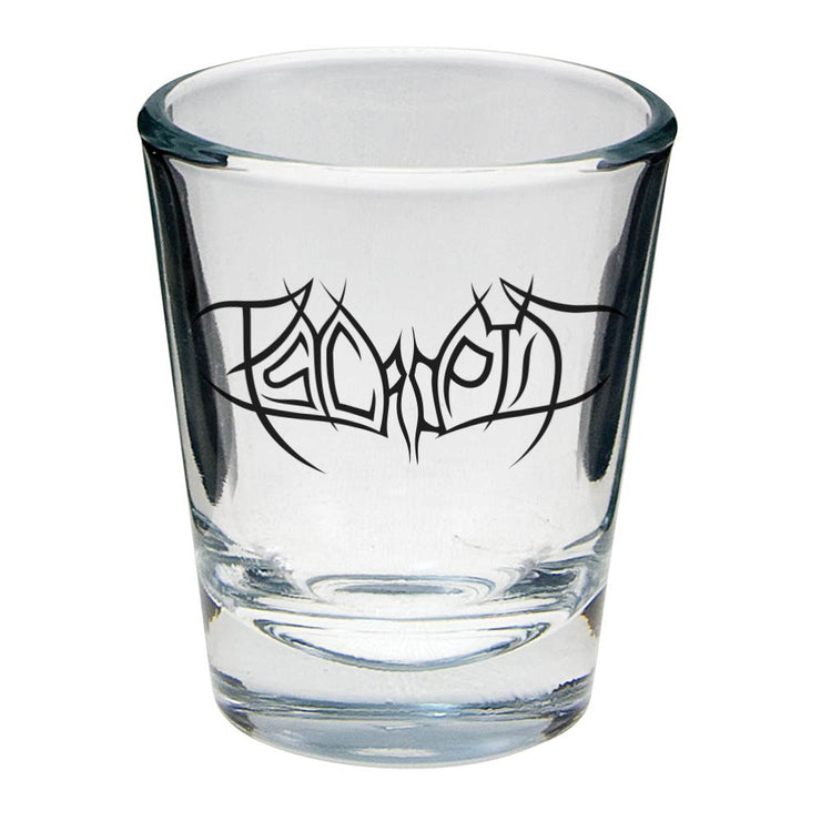 Psycroptic - Logo shot glass