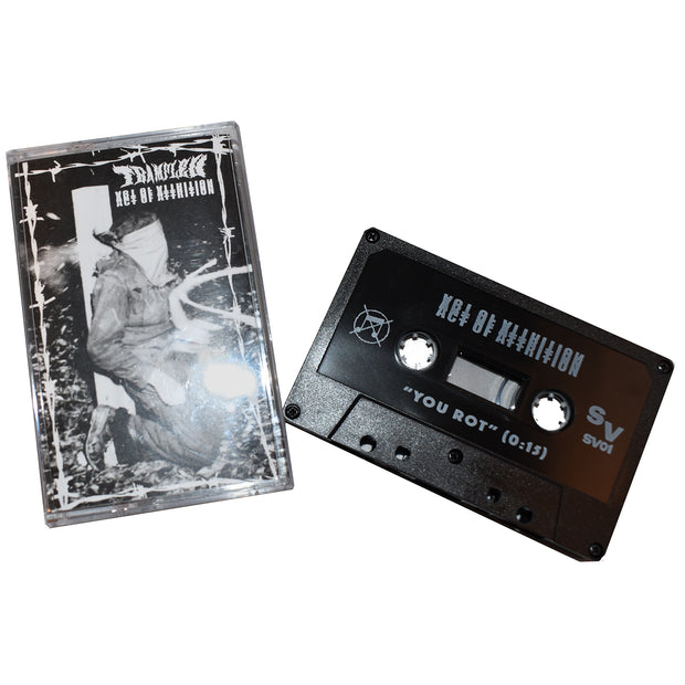 Trampled / Act Of Attrition - Split cassette