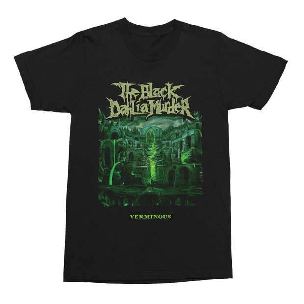 The Black Dahlia Murder - Verminous (Pre-Order Edition) t-shirt