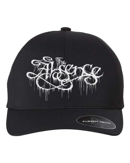 The Absence - Logo Flexfit Delta hat *PRE-ORDER*