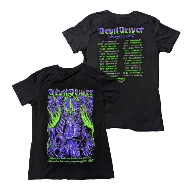 DevilDriver - Judge t-shirt