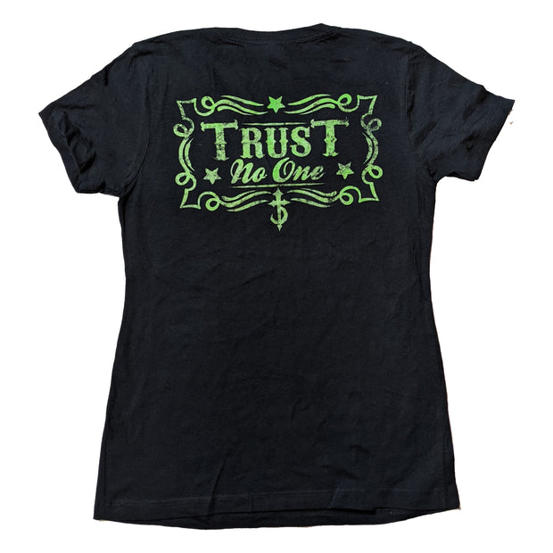 DevilDriver - Trust No One Girls t-shirt