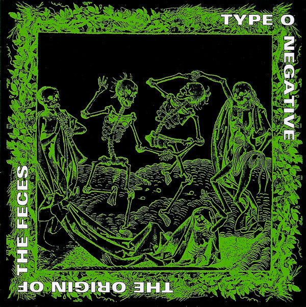 Type O Negative - Origin Of Feces CD