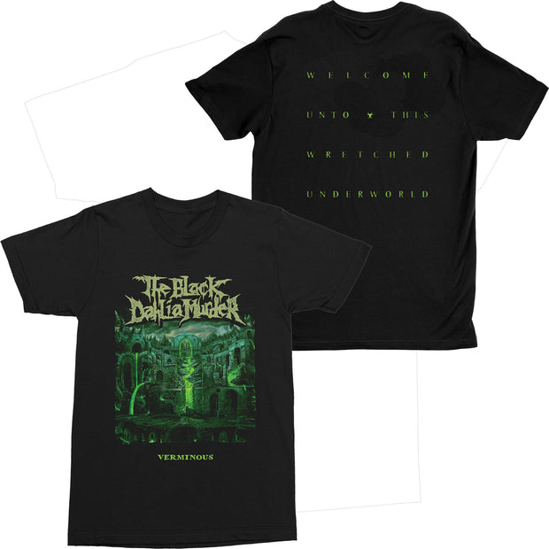 The Black Dahlia Murder - Verminous t-shirt