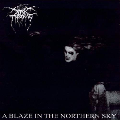 Darkthrone - A Blaze In The Northern Sky 12""
