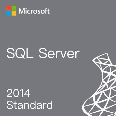 Microsoft SQL Server Standard 2014 Digital License Product Key