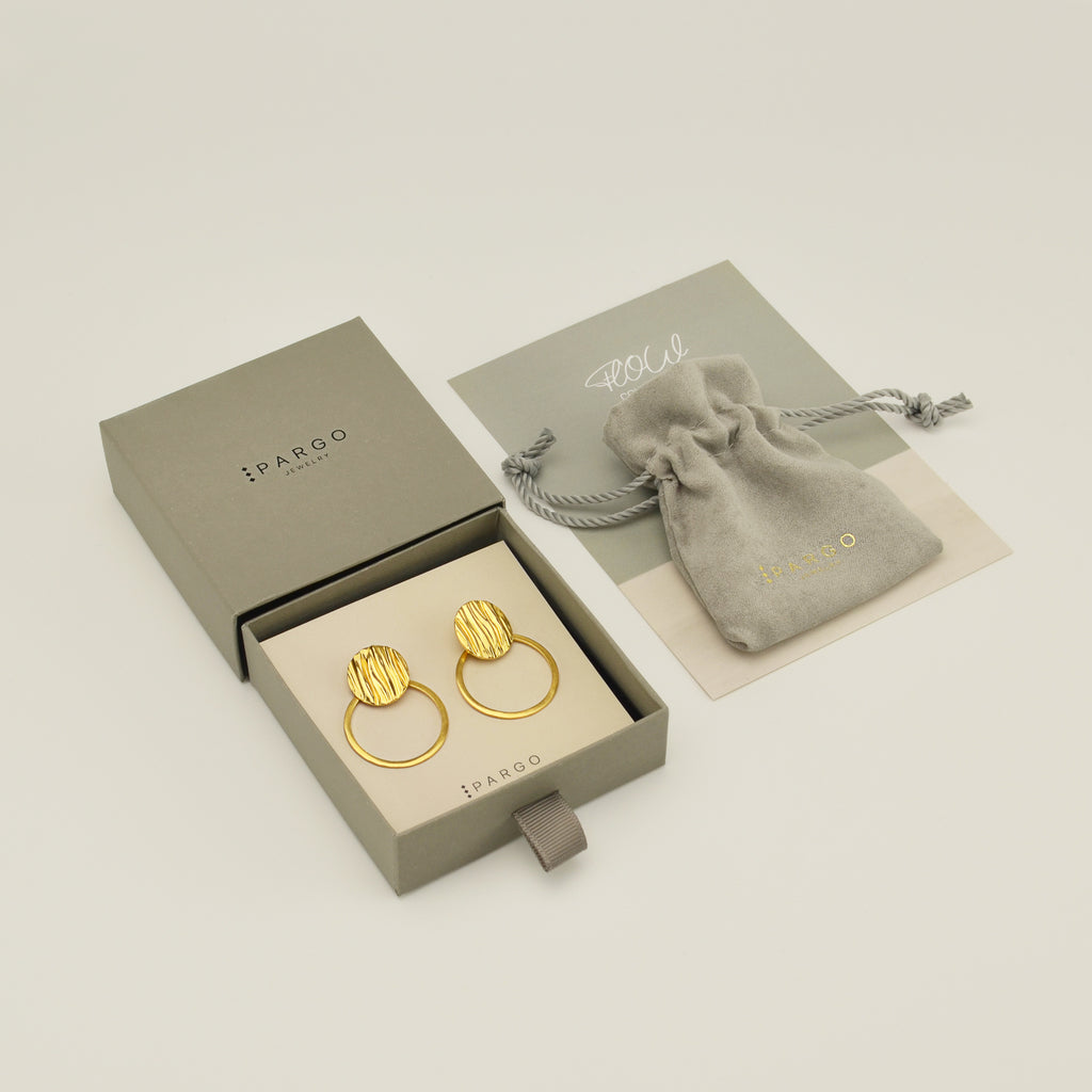 Pargo Jewelry- Flow Earrings