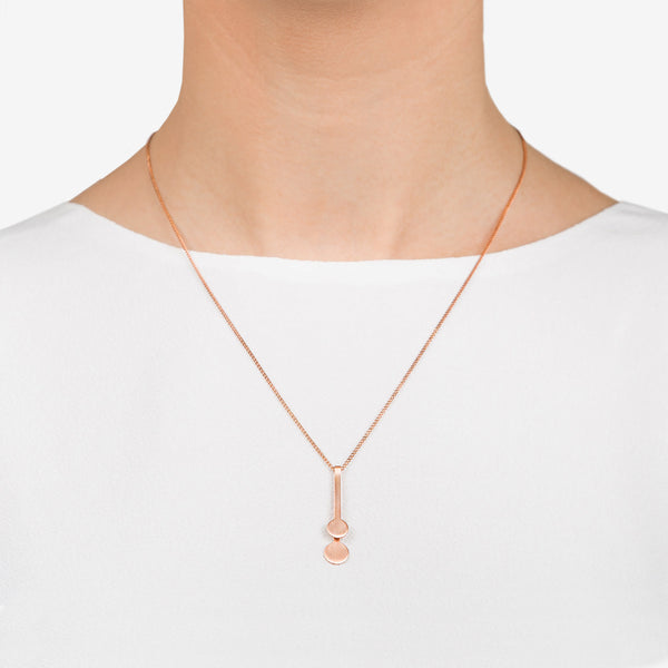 Mira Necklace 2R - Pargo Jewelry
