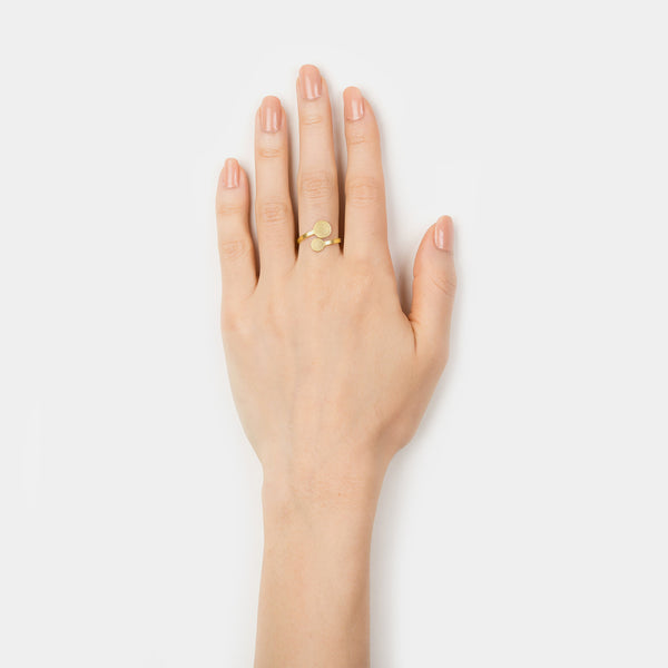 Minimalist Gold Ring - Pargo Jewelry