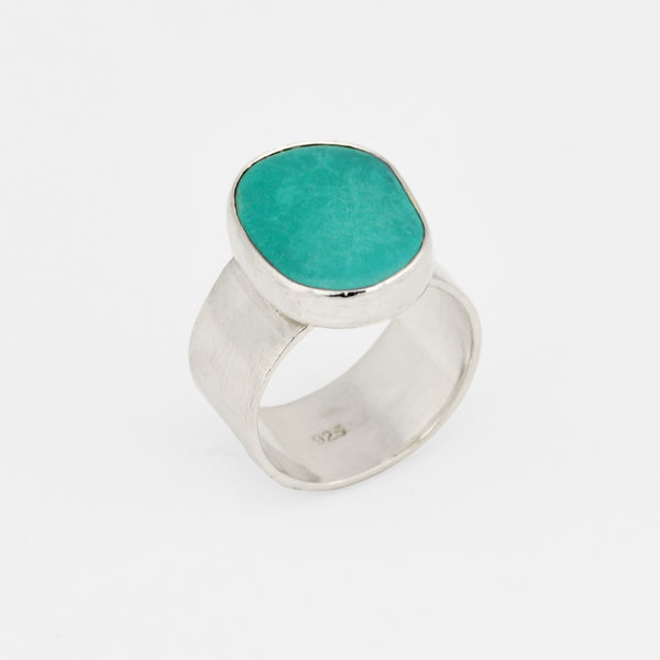 Pargo Jewelry - Silver and Turquoise Ring