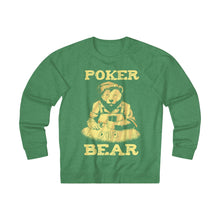 Load image into Gallery viewer, Women's Poker Bear Sweatshirt