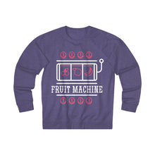 Load image into Gallery viewer, Women's Fruit Machine Sweatshirt, Purple Heather