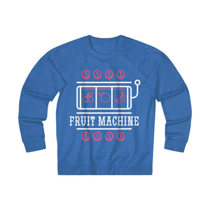 Women's Fruit Machine Sweatshirt, Royal Heather
