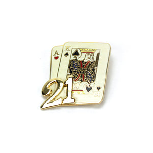 Blackjack Pin