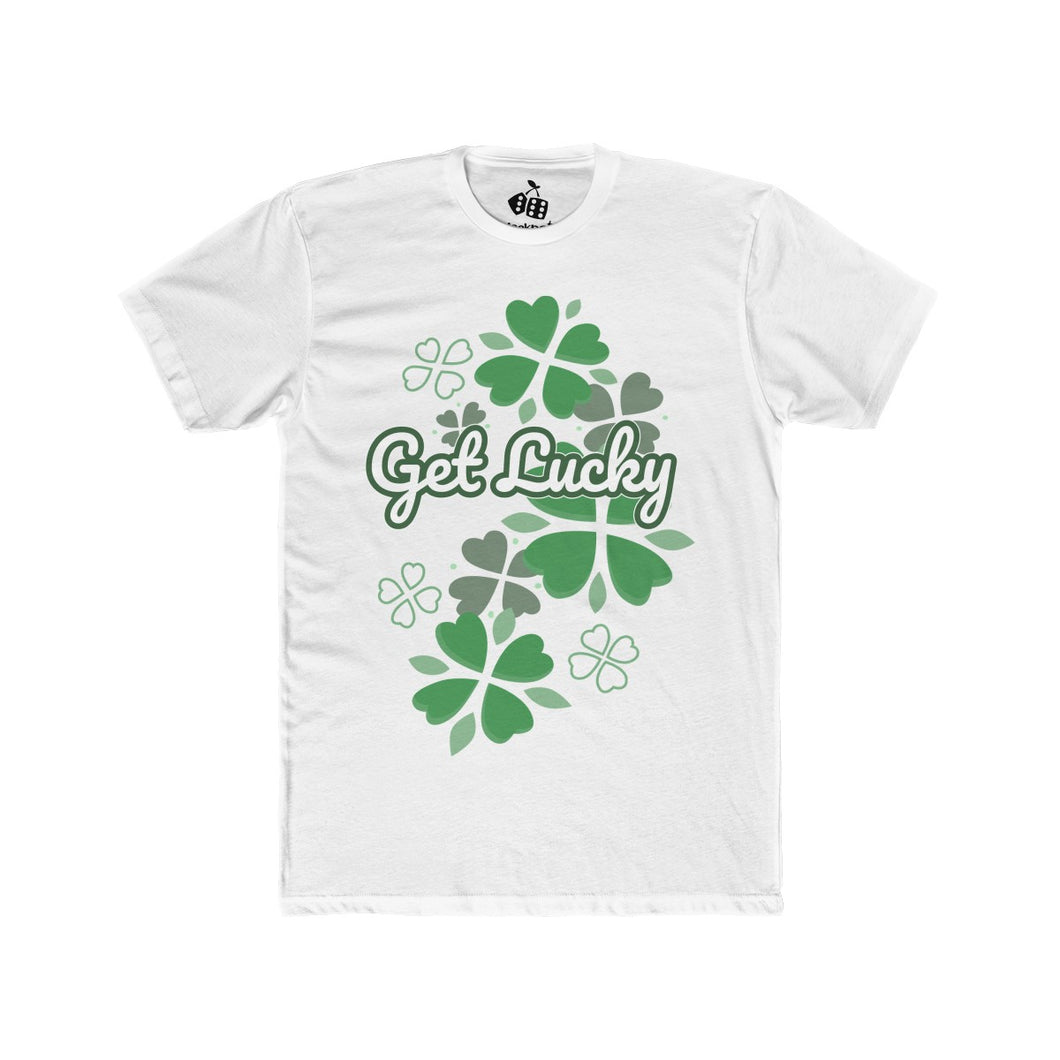 Men's Get Lucky T-Shirt - Light