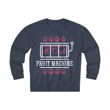 Load image into Gallery viewer, Women's Fruit Machine Sweatshirt, Denim Heather