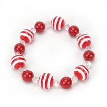 Load image into Gallery viewer, Peppermint Bead Bracelet